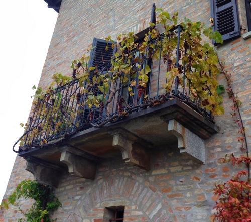 grape covered balconies.JPG